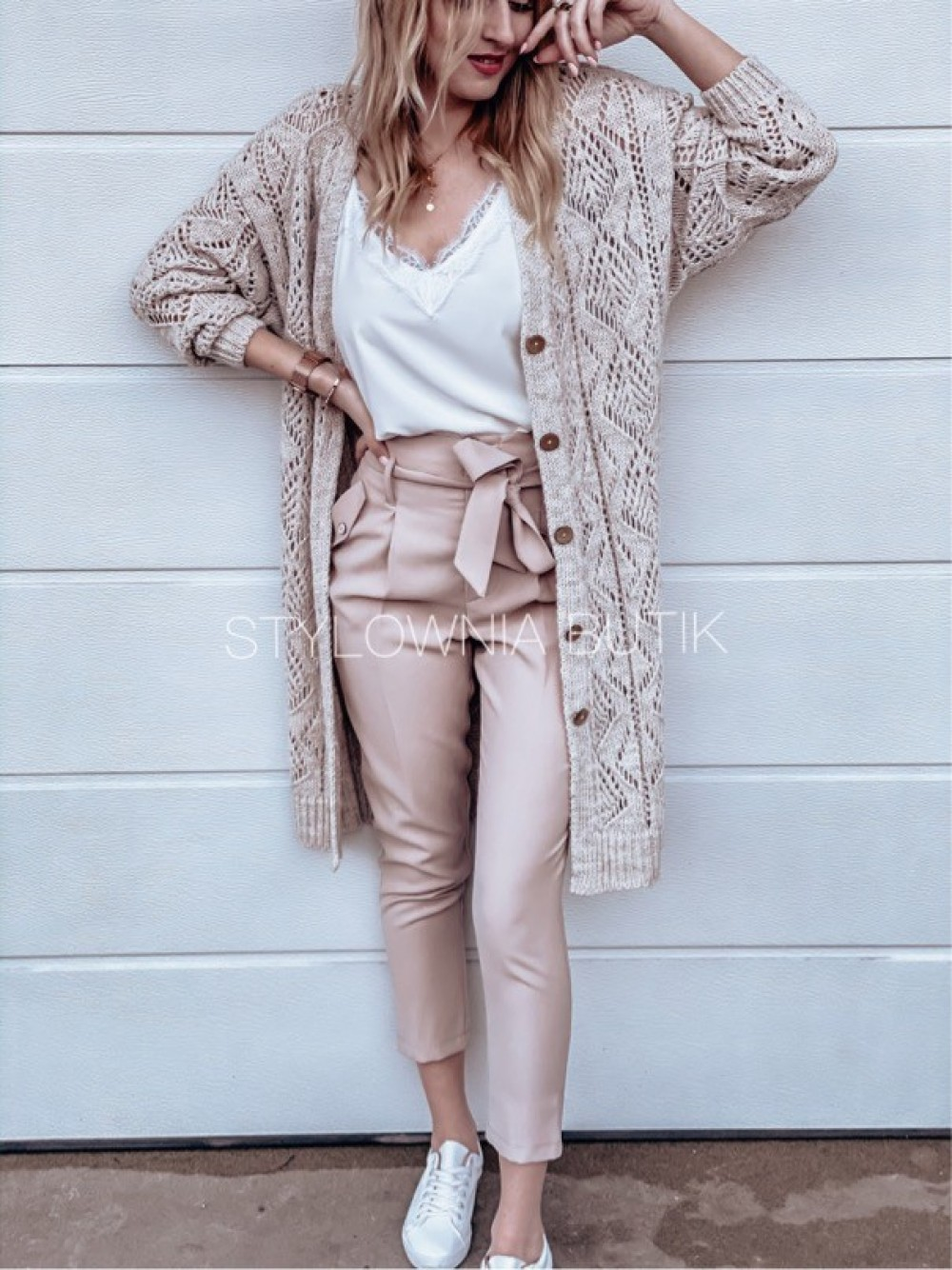 Spodnie eleganckie Stylownia lifestyle, fashion, clothes