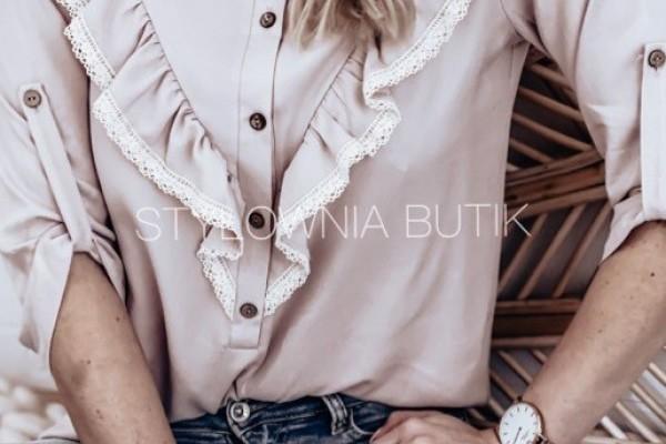 Najmodniejsze fasony damskich koszul i bluzek