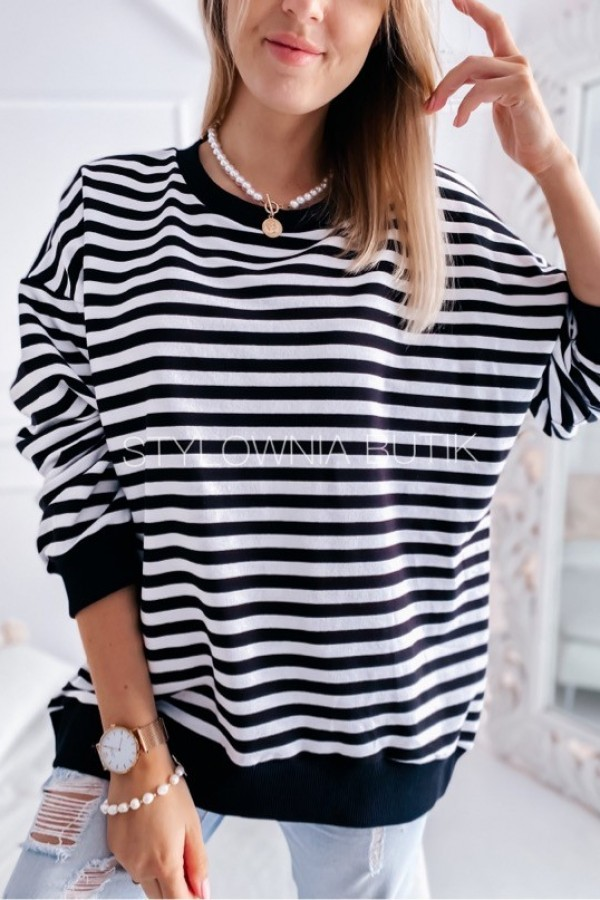 BLUZA PREMIUM STRIPES