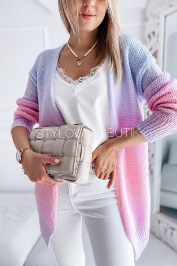 SWETER KYLIE OMBRE